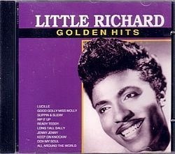 LITTLE RICHARD - GOLDEN HITS