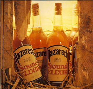 CD NAZARETH - SOUND ELIXIR