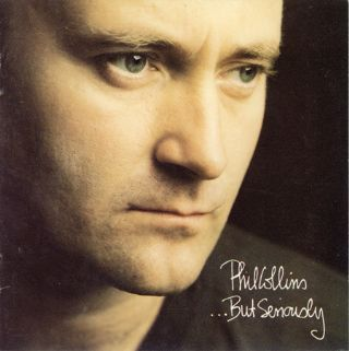 CD Phil Collins - But Seriously