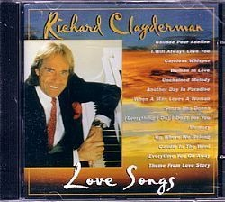 CD RICHARD CLAYDERMAN - LOVE SONGS (USADO/OTIMO)