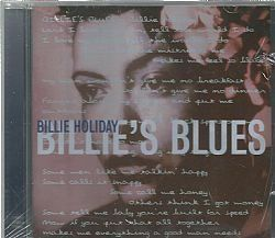 CD BILLIE HOLIDAY - BILLIES BLUES (NOVO/LACRADO)