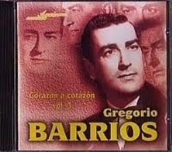 CD GREGORIO BARRIOS - CORAZON A CORAZON VOL 3 (USADO/OTIMO)