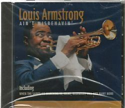 CD LOUIS ARMSTRONG - MACK THE KNIFE (NOVO-LACRADO)