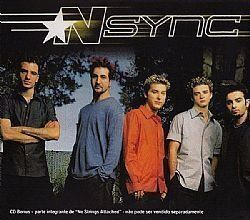 CD NSYNC - ITS GONNA BE ME