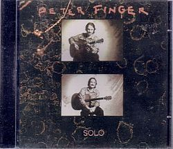 CD PETER FINGER - SOLO (NOVO/LACRADO)