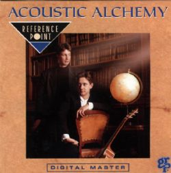 CD Acoustic Alchemy - Reference Point