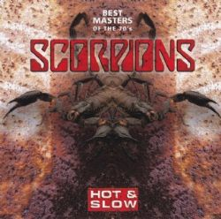 CD Scorpions - Hot & Slow Best Masters Of The 70s