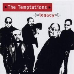 CD The Temptations - Legacy