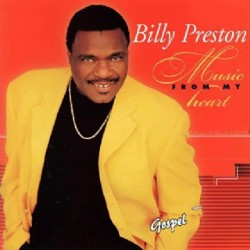 CD Billy Preston - Music From My Heart