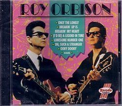 CD ROY ORBISON - BEST OF RONDO (NOVO/LACRADO)