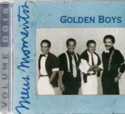 CD GOLDEN BOYS - MEUS MOMENTOS VOL 2